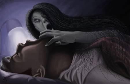 Cara Elakkan Ditindih Jin Ketika Tidur