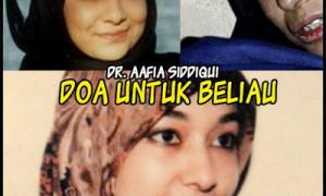 Dr Aafia Siddiqui Banduan