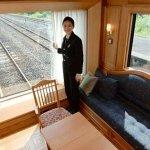 Kereta Api Termewah Buatan Jepun,Seven Stars.hiburan
