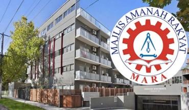 Pegawai atasan MARA kantoi guna dana kerajaan bagi membeli satu blok pangsapuri di Australia