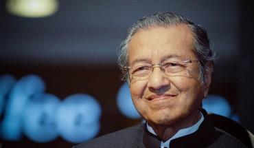 Polis arahkan Tun Dr Mahathir berhent bercakap sebab buat bising