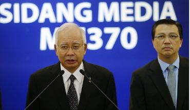 Pakar sahkan serpihan memang milik MH370-PM
