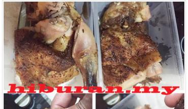 Pelanggan Ayamas luah rasa kesal sebab dapat ayam busuk