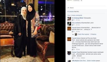 Adira mengaku sah jadi Isteri Kedua Datuk Seri Adnan Abu