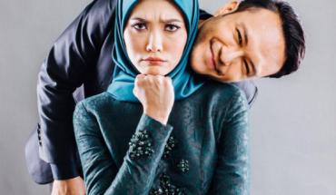 gambar pra-perkahwinan Shaheizy Sam dan Sytilla Melvin