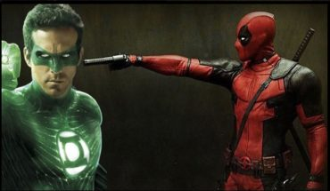 adiwira Ryan Reynolds (Green Lantern Deadpool)