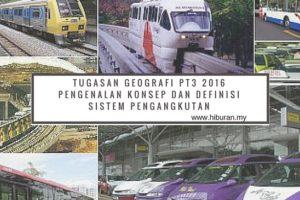 Tugasan Geografi PT3 2016