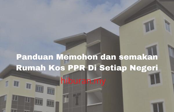 Program Perumahan Rakyat(PPR)