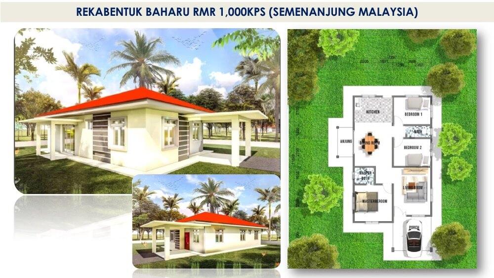 Rumah Mesra Rakyat RMR SPNB ONLINE 1
