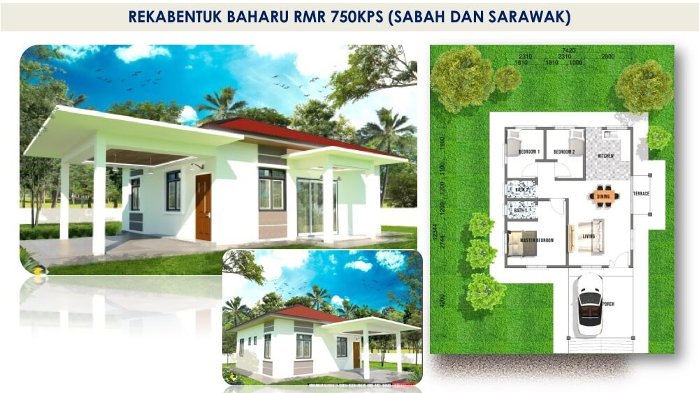Rumah Mesra Rakyat RMR SPNB ONLINE 3