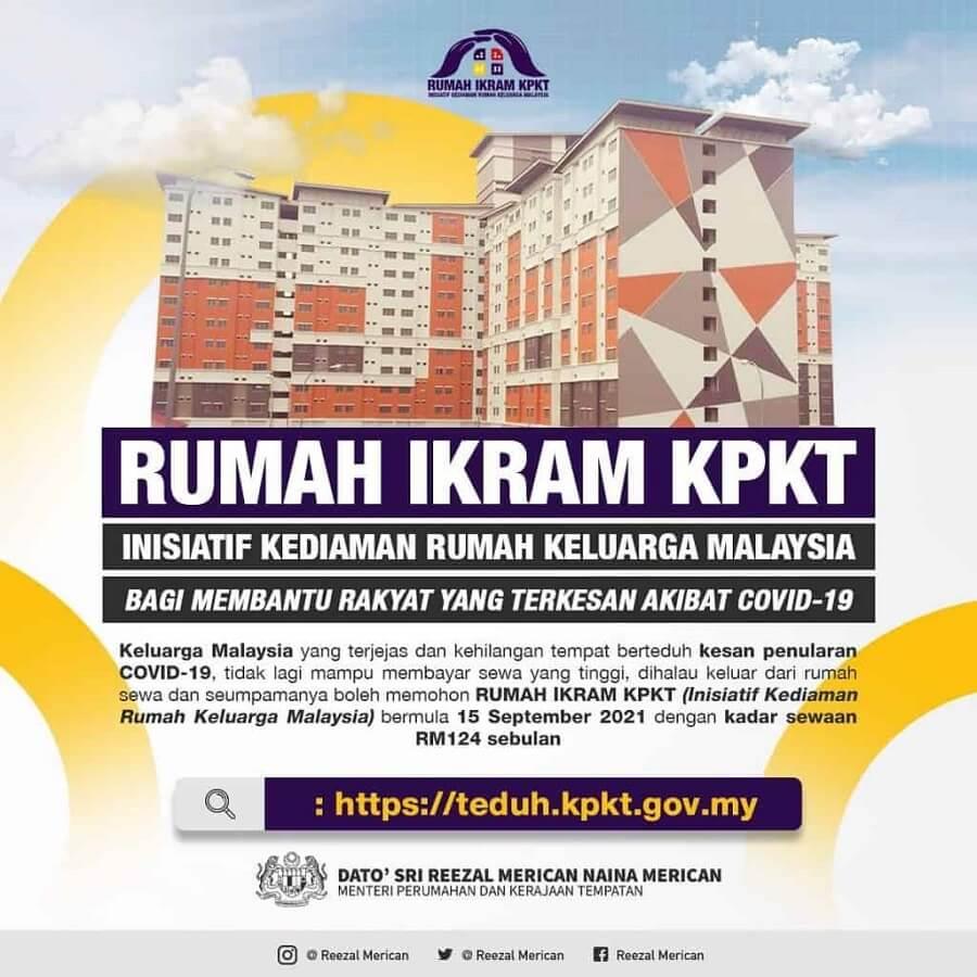 Makluman Rumah IKRAM
